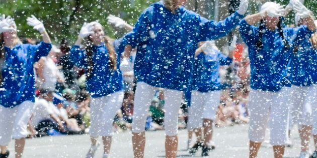 Fête nationale: du Défilé des Géants à la grande fête au parc Maisonneuve