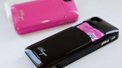 IPhone: Des boîtiers où l'on peut même y ranger des condoms!
