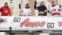 La LNH en Abitibi? Amos finaliste pour HockeyVille