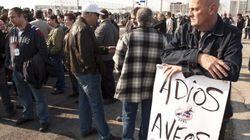L'usine Aveos ferme subitement: 1800 travailleurs