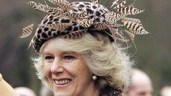Camilla Parker-Bowles et ses chapeaux fous: bonne fête!