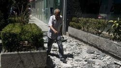 Mexico secouée par un puissant