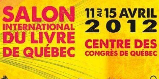 Le Salon du livre de Québec 2012 annonce sa