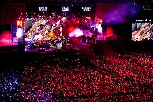 À mi-parcours du Festival d'été de Québec : une revue de la