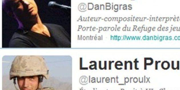 Combat de tweets: l'ex porte-parole du MESRQ Laurent Proulx veut débattre avec le chanteur Dan