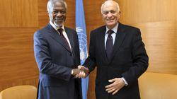 Le Conseil de sécurité adopte le plan de paix de Kofi