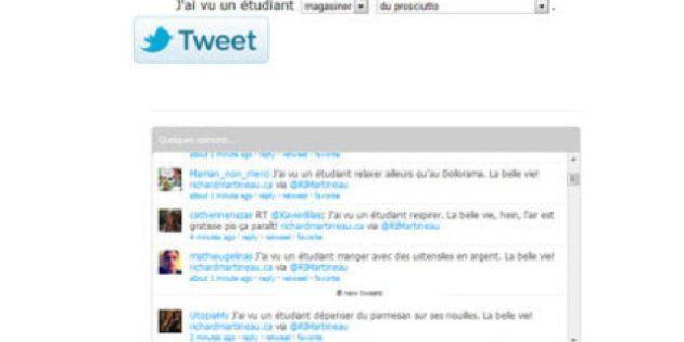 Richard Martineau se fait faire un pied de nez par les médias sociaux