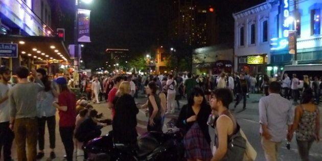 SXSW 2012, jour 2: la soirée de tous les dangers