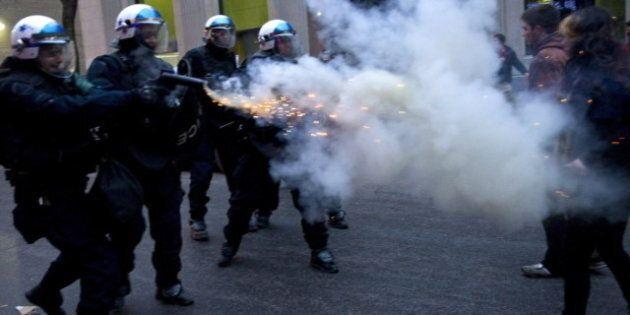 Manifestation à Montréal : vandalisme et arrestations, mais pas de désastre à grande
