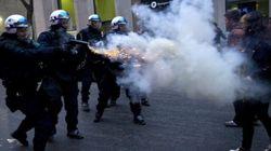 Brutalité policière: la manifestation