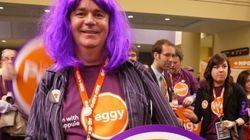 PHOTOS: Mode: le pire et le meilleur au congrès à la direction du