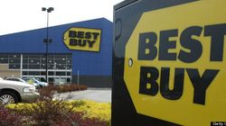 Best Buy a perdu 1,7 milliard $