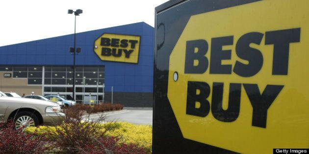 Best Buy a perdu 1,7 milliard $ US au quatrième