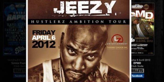 Young Jeezy: Concert annulé à Montréal après deux fusillades en