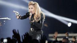 Madonna se fait rappeler à l'ordre pour un pistolet
