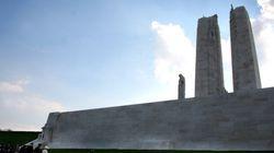 Crête de Vimy: le gouverneur général assiste à une cérémonie