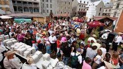 Fêtes de la Nouvelle-France: des nouveautés au Marché Aliments du