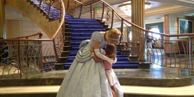 Croisière Disney: l'inauguration du 4e paquebot de Disney Cruise