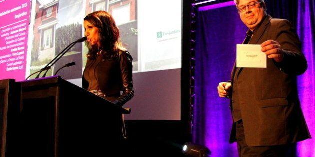 Prix Média: les gagnants du concours 2012 organisé par les Éditions Infopresse ont été dévoilés