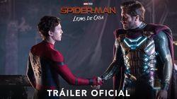 SPIDER-MAN: LEJOS DE CASA, segundo tráiler