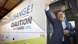 Legault ne profitera pas des infos collectées par Duchesneau, assure ce
