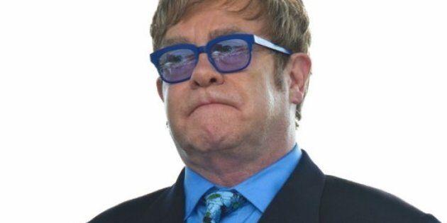 « La carrière de Madonna est terminée », selon Elton John