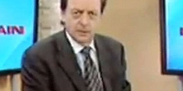 Accord entre TVA et Jean-Luc Mongrain: son contrat ne sera pas
