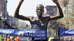 Marathon de Boston - Victoire du Kényan Wesley