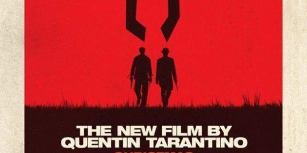 Quentin Tarantino: l'affiche de Django Unchained, son prochain film, disponible