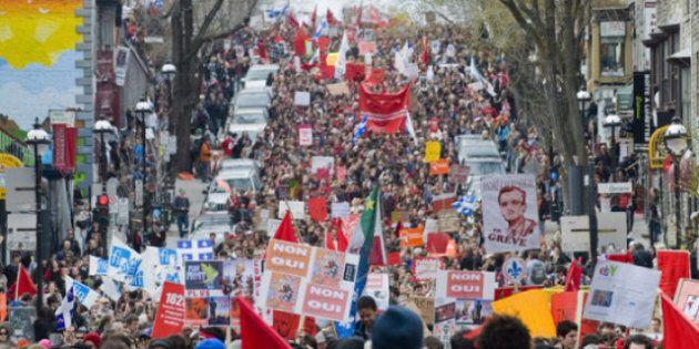 22 avril: le soulèvement