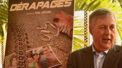 Photos: «Dérapages» de Paul Arcand: tapis rouge et