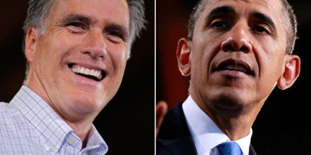 Présidentielle américaine: Obama et Romney au