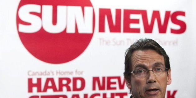 Sun News souffle sa première chandelle: les résultats se font