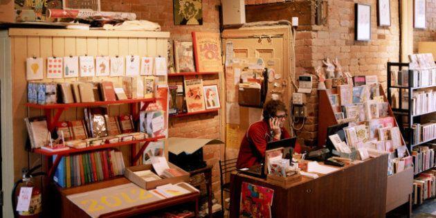 Librairies montréalaises dans le