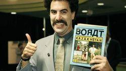 Vidéos/Photos: «Borat», de la censure aux