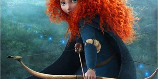 «Merida»: Le nouveau dessin animé de Pixar