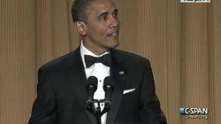 Barack Obama vole encore le show!