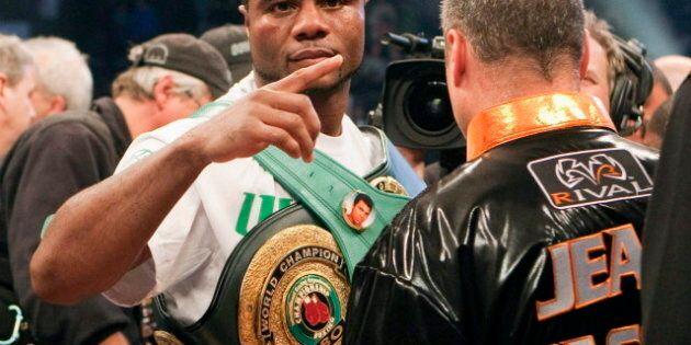 Boxe:Jean Pascal affrontera Tavoris Cloud le 11 août à Québec pour le titre de
