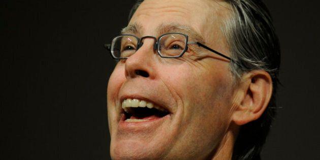 Stephen King réclame plus d'impôt dans une tribune au Daily