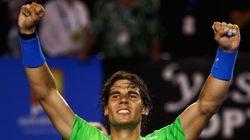 Nadal défait Federer et passe en