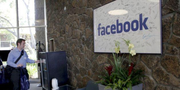 Facebook pourrait déposer les documents en vue de son entrée en