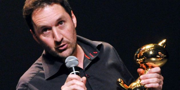 Le bédéiste québécois Guy Delisle est récompensé au festival