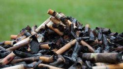 Le tabac non grata à