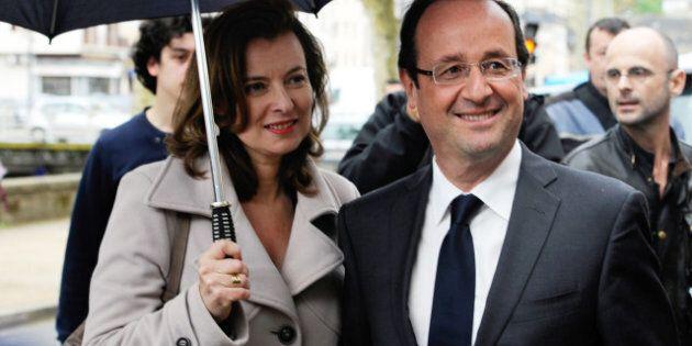 François Hollande à l'Elysée ou le sacre d'un président qui entend être