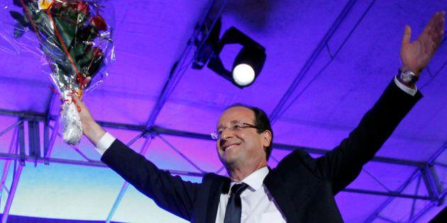 François Hollande veut être le président de tous les Français