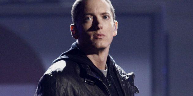 Un sans-abri poursuit Eminem pour 9 millions