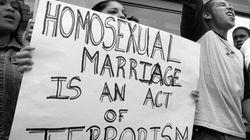 Le mariage homosexuel exclu en Caroline du
