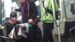 Incidents dans le métro : aucune arrestation mais des