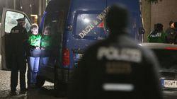 Berlin: Arrestation de deux hommes soupçonnés de préparer un «acte de violence