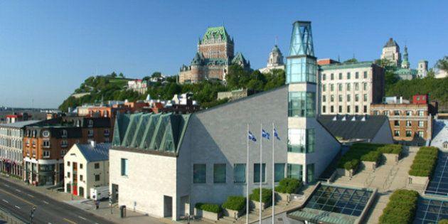 Le Musée de la civilisation de Québec lance les festivités de son 25e